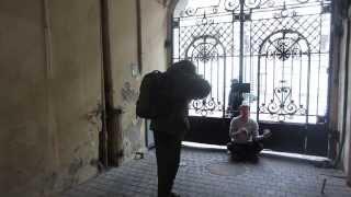 Уроки жонглирования булыжниками в дни Олимпиады в Сочи2014