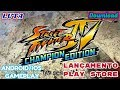 Download Street Fighter IV Champion Edition Android Gameplay melhor jogo luta Android/IOS