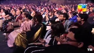 1st Hum TV Awards Show 2013 HD -  Humaima Malik Sizzling Performance