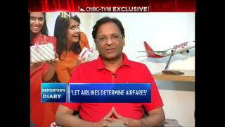 CNBC-TV18 Exclusive: New Civil Aviation Policy Takes Wings