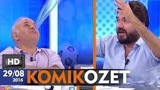 Derin Futbol Komik Özet - 29.08.2016 - Komik Anlar