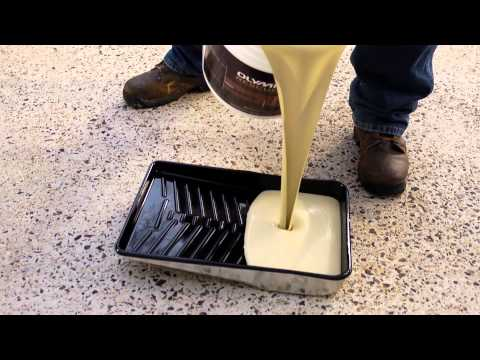 How to re-surface concrete with Olympic ® Rescue It!™