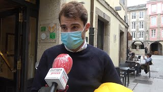 La hostelería gallega critica las restricciones impuestas en Galicia