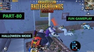 PUBG MOBILE | AMAZING 24 KILLS WITH SQUAD IN HALLOWEEN MODE CHICKEN DINNER