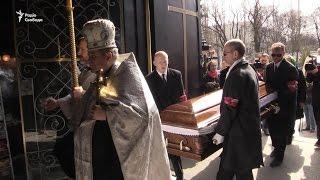 Вбитого екс депутата Росії Вороненкова поховали на кладовищі біля Батьківщини матері у Києві