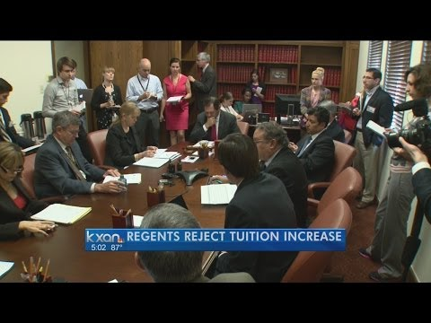 Texas system regents decide not to raise tuition