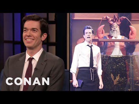 John Mulaney has an idea for a new SNL musical sketch about NYC's G train