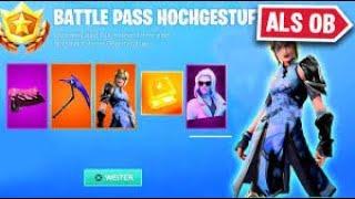 Fortnite Live English/😱 Battle Pass raffle JTZ😱 #Verlosung