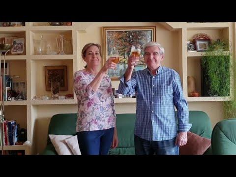 Hontoria del Pinar brinda por volver a vernos pronto
