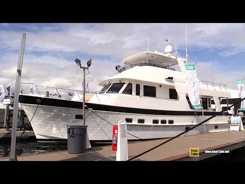 2015 Outer Reef 610 Classic Series - Deck and Interior