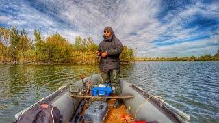 Рыбалка на Дону, ловля окуня в Ростовской области, отводной поводок, GoPro Hero 4, Timelapse.