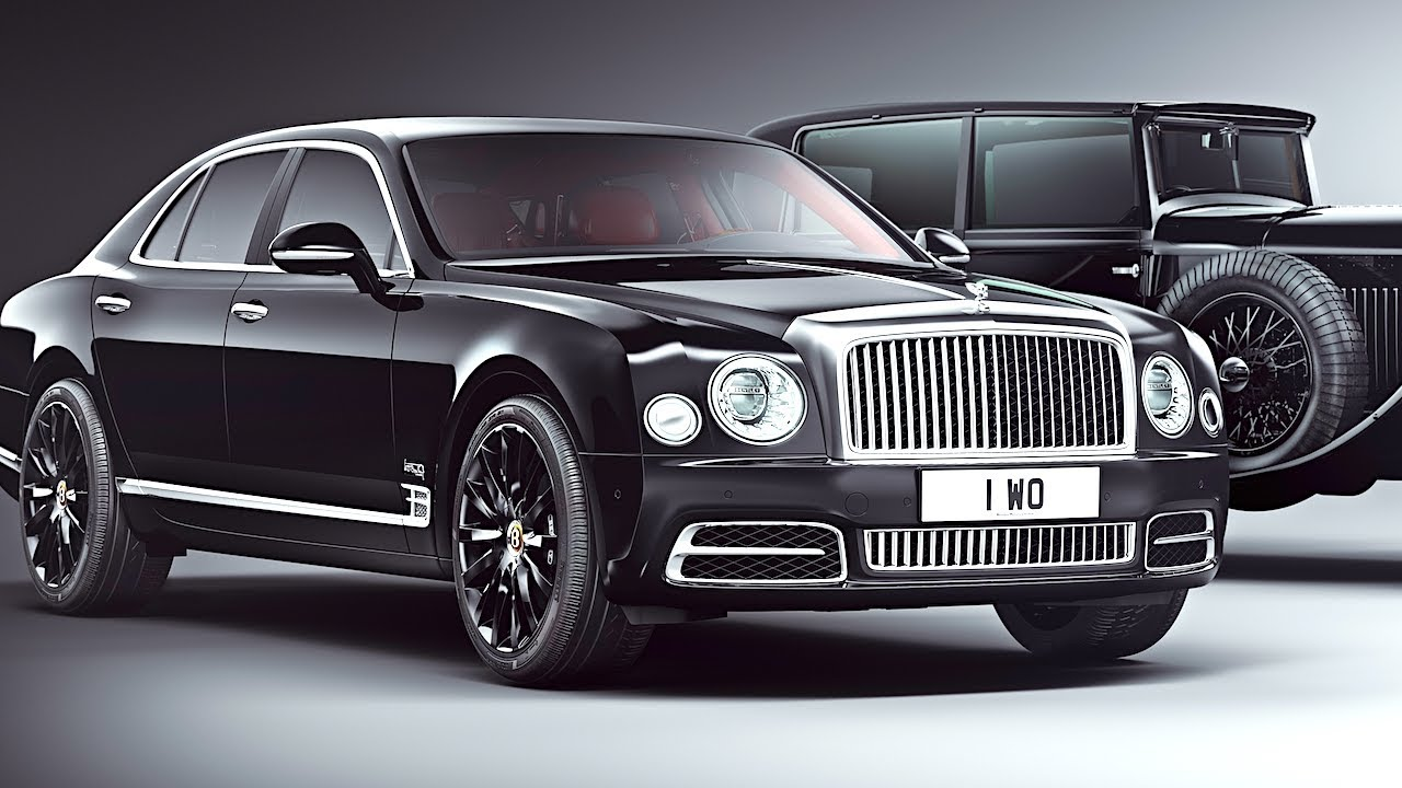 Bentley Bespoke Mulsanne WO Edition Video World Premiere