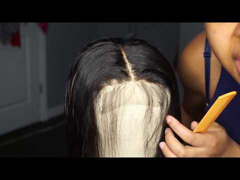 HOW TO BLEACH KNOTS & PLUCK CLOSURE (DETAILED) FT VRBEST HAIR