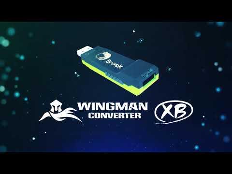 【Wingman XB】 - Super Converter for Xbox One/Xbox 360
