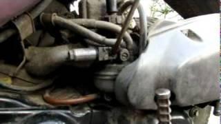 видео Как почистить глушитель скутера