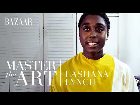 Lashana Lynch on smashing stereotypes and being the first female 007   Master the Art   Bazaar UK