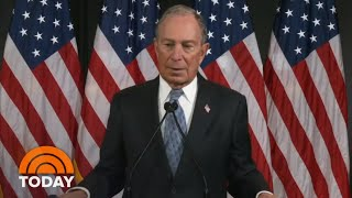Mike Bloomberg Addresses Stop-And-Frisk Controversy | TODAY
