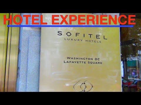 Sofitel Washington DC Lafayette Square ✨ USA  ✨ 4 STAR BUSINESS HOTEL EXPERIENCE