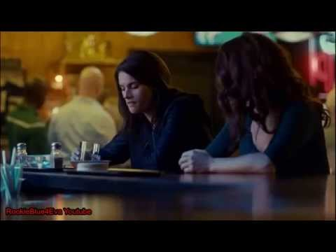 ~* Rookie Blue Season 6 Episode 10 (6x10) - Andy And Juliet Talk At The Bar *~