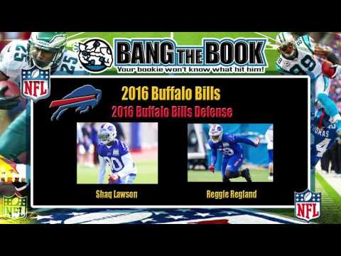 2016 Buffalo Bills Win Total Prediction Odds & Preview