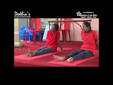 Yoga Workshop By Bhavika Dedhia