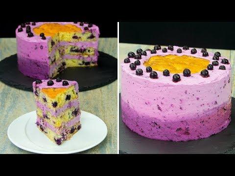 gâteau-violet-aux-myrtilles-–-le-plus-délicieux-et-alléchant-gâteau!