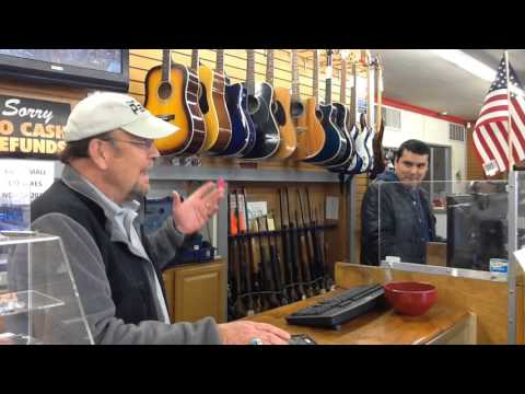 How is the Internet changing the Memphis pawn shop business.