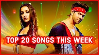 Music styles top 20 songs of the week these are from bollywood hindi punjabi released as albums or single non-film albums. th...