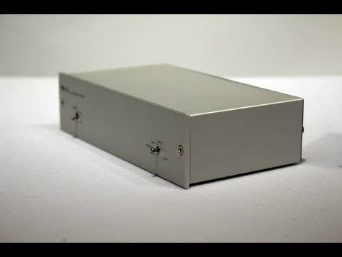 Produktgennemgang: Musical Fidelity V90 DAC, D/A Converter / Tape Connection