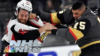 The 19 best NHL fights of 2019 | NBC Sports