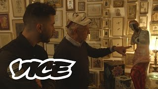 VICE Meets: Pedro Friedeberg