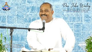 Gambar cover 2.9.2018 Hosanna Mandir Rajahmundry Sunday Service Live1080p - Pas.John Wesley anna Message
