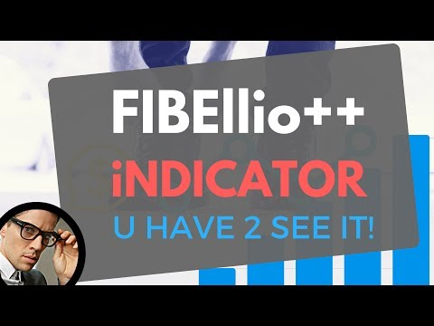 NEW FIBELLIOTT PREMIUM Indicator RELEASED | FIBONACCI + ELLIOT WAVE | NINJATRADER INDICATOR
