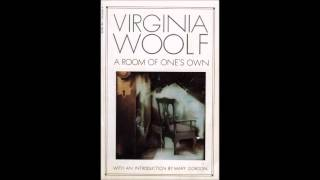 A Room of One's Own by Virginia Woolf (Section 1) [AUDIO BOOK]