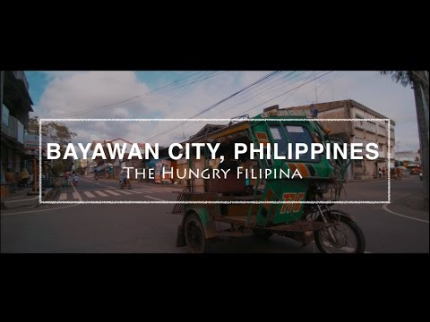 A Day in Bayawan City, Philippines