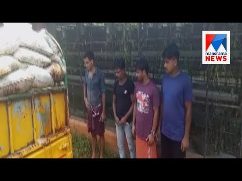 Chicken waste dumping case; four arrested | Manorama News