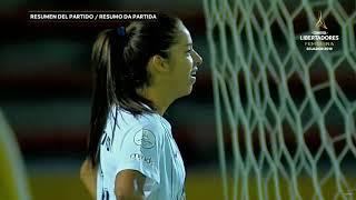 Corinthians 4-0 América de Cali | Semifinal CONMEBOL Libertadores Femenina