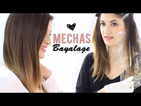 Mechas De Moda Balayage Balayage Hair Youtube