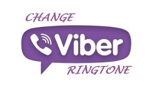 How to Change Viber Ringtone - It works 100% for all versions of Viber.