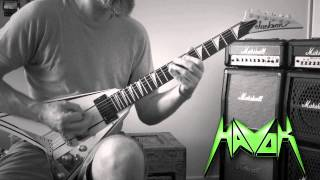 Havok - Give Me Liberty... Or Give Me Death Guitar Cover