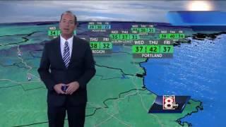 Roger's Wednesday morning forecast