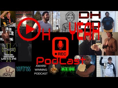 Oh Yeah Podcast with Joseph Knight