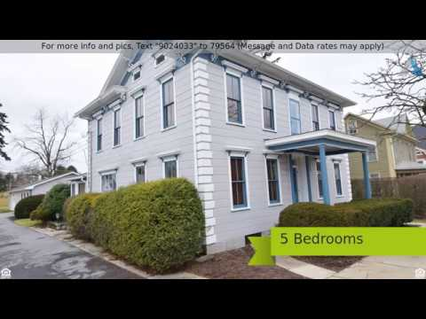 Priced at $274,900 - 101 North Pennsylvania Avenue, Centre Hall, PA 16828