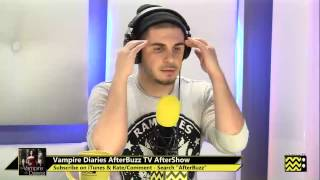 "Vampire Diaries After Show  Season 4 Episode 17 ""Because the Night"" 