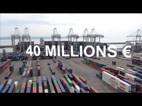 Enquete Sur Un Trafic Au Port Du Havre Youtube