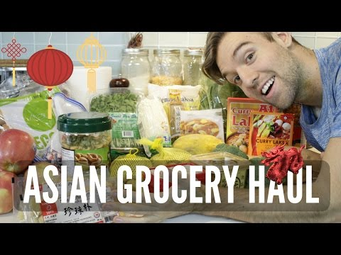 What I Buy at the Asian Grocery Store | Asian Grocery Haul