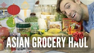 What I Buy At The Asian Grocery Store   Asian Grocery Haul