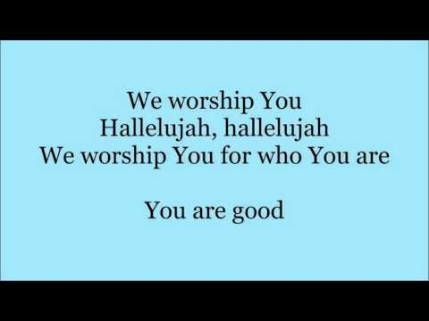 Lord You Are Good  Israel Houghton (Instrumental) with Lyrics