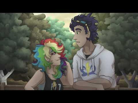 [MLP Reading] New Hairstyle (Soarindash Ship/Romance)