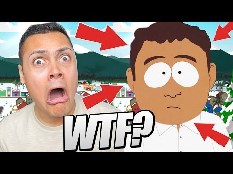 I AM INSIDE SOUTH PARK !!! :O (South Park The Game) #1